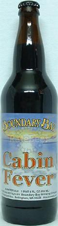 Boundary Bay Cabin Fever