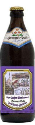 Hummel-Bräu Jubiläums-Festbier 1162
