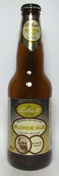 Labatt Brewer's Collection Blonde Ale