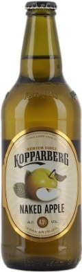 Kopparbergs Naked Apple Äkta Torr