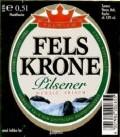 Fels Krone Pilsener