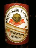 Wagner-Bräu Kemmern Ungespundetes Lagerbier