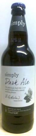 Tesco Simply Dark Ale