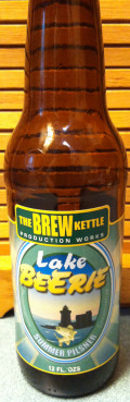 The Brew Kettle Lake BeErie Hoppy Pils
