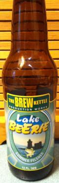 The Brew Kettle Lake BeErie Hoppy Pils