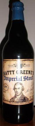 Natty Greene's Cellar Series Imperial Stout