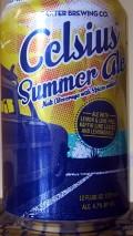 Baxter Celsius Summer Ale