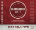 Baraboo Red Granite Lager