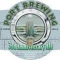 Port Brewing 3rd Anniversary