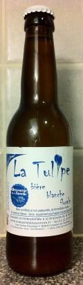 de la Somme La Tulipe Bière Blanche Florale