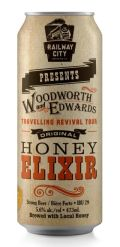 Railway City Honey Elixir
