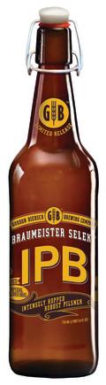 Gordon Biersch Braumeister Selekt  Imperial Pilsner Brau (IPB)