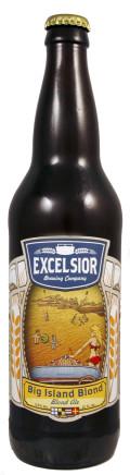 Excelsior Big Island Blonde Ale