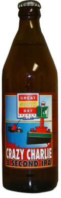 Great South Bay Tasting Room Exclusive #12: Crazy Charlie 3 Second IPA