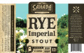 Cahaba Imperial Rye Stout