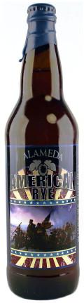 Alameda American Rye