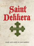 Destihl Saint Dekkera Barrel Reserve Sour: Gose