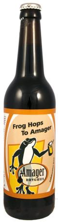 Amager / Hoppin' Frog Frog Hops To Amager