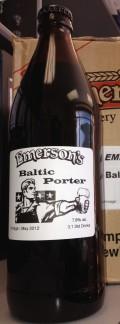 Emerson's Baltic Porter