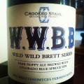 Crooked Stave Wild Wild Brett Blue (WWBB)