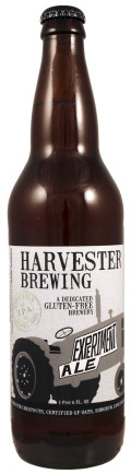 Harvester Experiment Ale Series: IPA No. 1