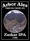 Arbor FF #18- Zaskar IPA