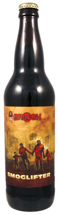 Brash Smoglifter Stout