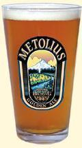 Bend Metolius Golden Ale