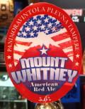 Plevnan Mount Whitney