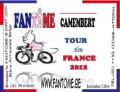 Fantôme Camembert Tour de France 2012