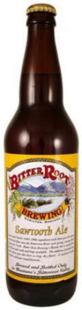 Bitter Root Sawtooth Ale