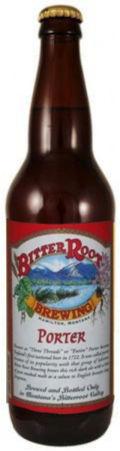 Bitter Root Porter