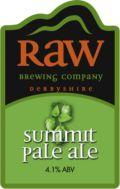 Raw Summit Pale Ale