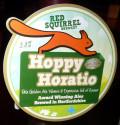 Red Squirrel Hoppy Horatio