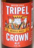 Middle Ages Tripel Crown