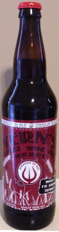 Straight To Ale Vern's Wheat Wine