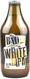 Bad Attitude / Nøgne Ø White IPA