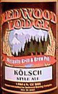 Redwood Lodge Kolsch