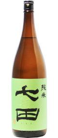 Shichida Junmai Muroka Sake