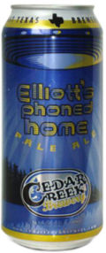 Cedar Creek Elliott's Phoned Home American Pale Ale