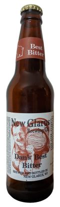 New Glarus Dans Best Bitter