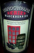 Mother Earth Windowpane Series: Blackberries
