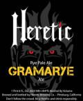 Heretic Gramarye