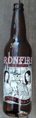 Ironfire Synner Pale Ale