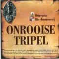 Onrooise Tripel (- 2013)