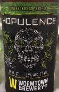Wormtown Hopulence DIPA
