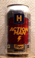Howard Action Man Lager