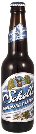 Schell Snowstorm (2012 - Bière de Noël)