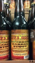 Opp's Hops Bourbon Barrel Stout