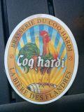 Coq Hardi Blonde